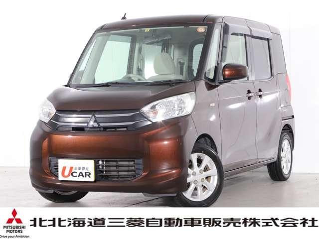 三菱 G メモリーナビ バックカメラ ETC シートヒーター パワースライドドア キーレスオペレーション プッシュスタート 4WD