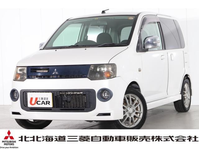 三菱 eKスポーツ RS CD/パワースライドドア/シートヒーター