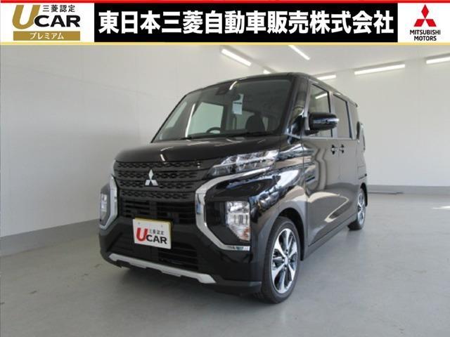 eKクロススペース(三菱) T サポカーS 届出済未使用車 中古車画像