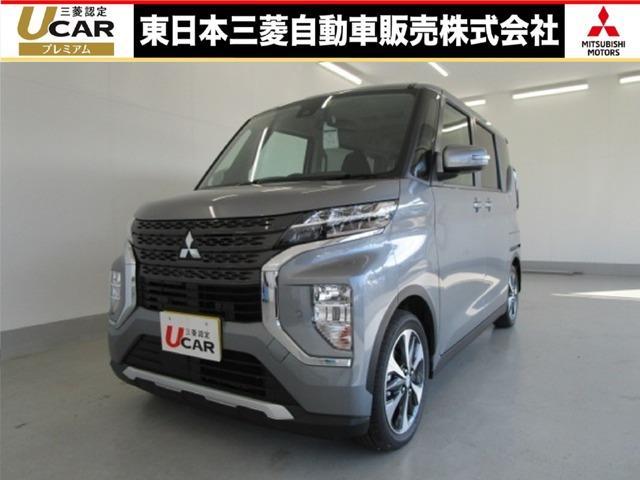 eKクロススペース(三菱) G プラスエディション サポカーS 届出済未使用車 中古車画像