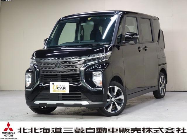 eKクロススペース(三菱) T メモリーナビ/Bカメラ/後席パッケージA 中古車画像
