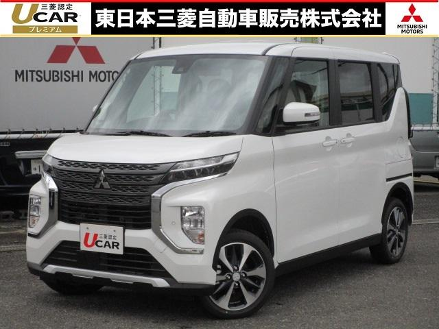 eKクロススペース(三菱) T 届出済み未使用車 全方位カメラ 禁煙車 中古車画像
