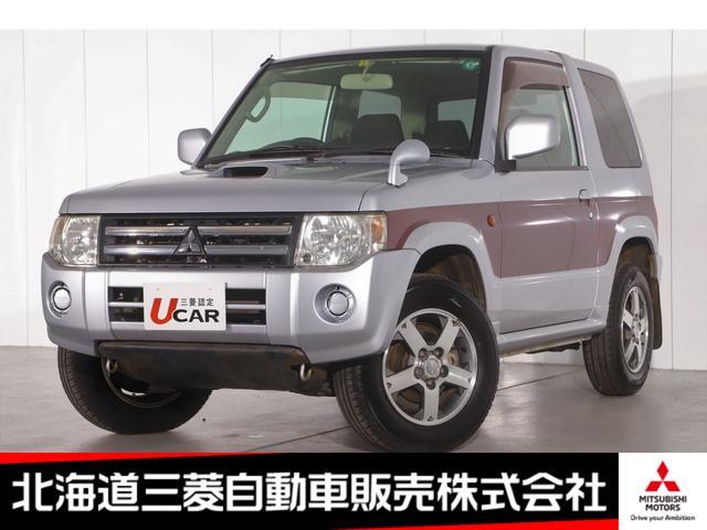 三菱 VR 5速マニュアル 切替式4WD ナビ ターボ 切替式4WD 純正アルミホイール キーレスエントリー 4WD