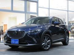 CX−3XD ノーブル ブラウン 新車試乗車 AWD レザーシート