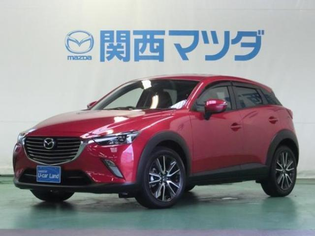 マツダ XD ツーリング 2WD 認定U-car 18インチアルミ