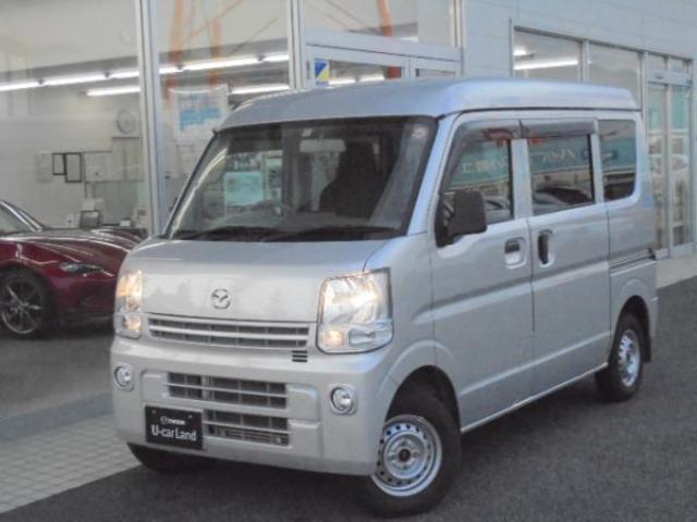 マツダ PC 4WD 5速マニュアル車