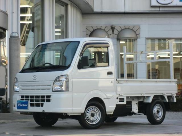 マツダ KC 2WD 5速マニュアル車 エアコン 床鉄板 鳥居