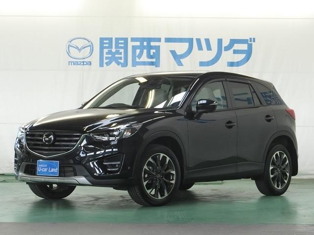 マツダ XD Lパッケージ i-ACTIV AWD 電動サンルーフ