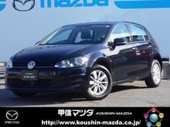 VW ゴルフTSI トレンドライン ターボ ワンオーナー車 禁煙車