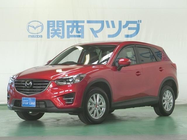 マツダ XD Lパッケージ 2WD 認定ユーカー 衝突軽減ブレーキ