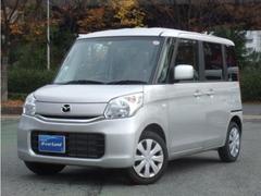 フレアワゴンXS 当社試乗車アップ ブレーキサポート 電動スライドドア