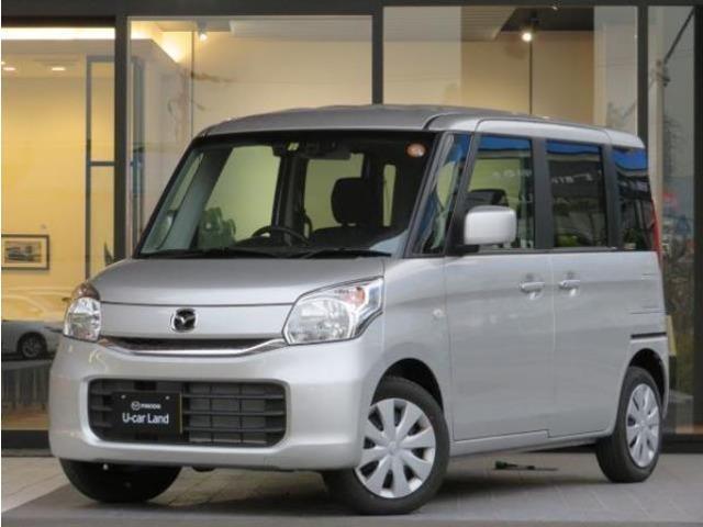 マツダ XS 当社試乗車アップ ブレーキサポート 電動スライドドア