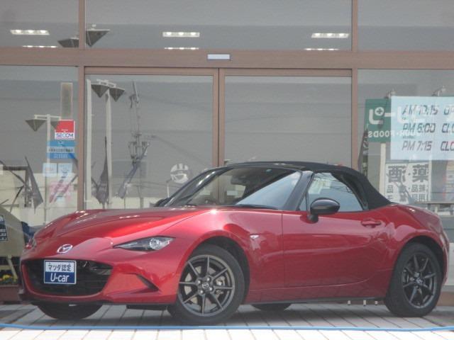 マツダ RS 当社試乗車UP 6速ミッション BOSE レカロシート