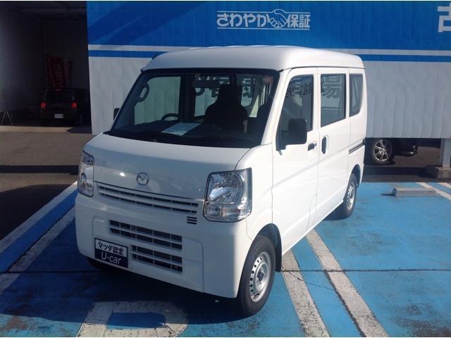 マツダ 660 PA ハイルーフ 4WD /AC/PS/5MT
