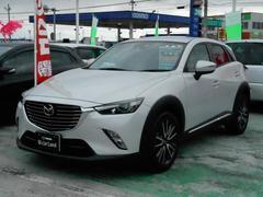 CX−3XD TRG LPKG AWD