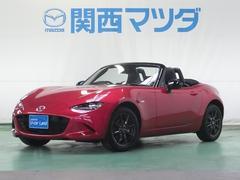 ロードスターS レザーパッケージ 6速マニュアル車 マツダ認定中古車