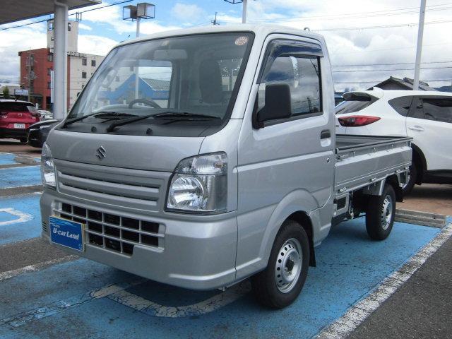 スズキ 660 KC 3方開 4WD パートタイム4WD CD付
