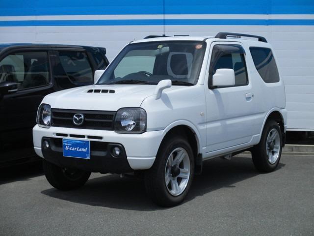 マツダ XC 4WD オーディオレス