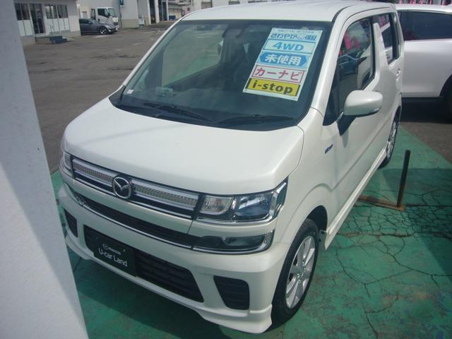 マツダ ハイブリXS 4WD S-P