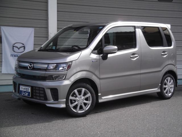 マツダ HYBRID XS サポカーSワイド 205km 試乗車販売