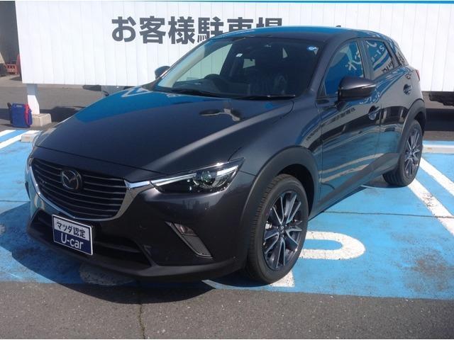 CX−3(マツダ) XD プロアクティブ 中古車画像