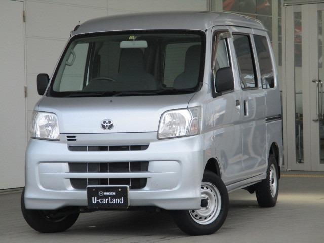 トヨタ 660 デラックス ハイルーフ 盗難防止装置