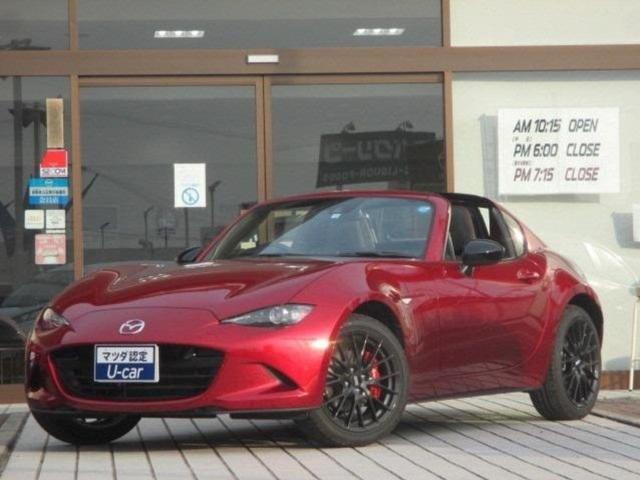 ロードスターRF(マツダ) RS 中古車画像