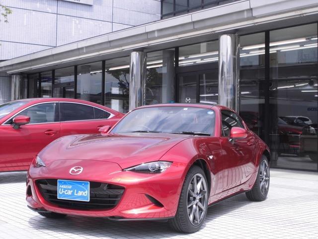 マツダ VS 当社試乗車アップ 6速AT車 レザーシート SDナビ