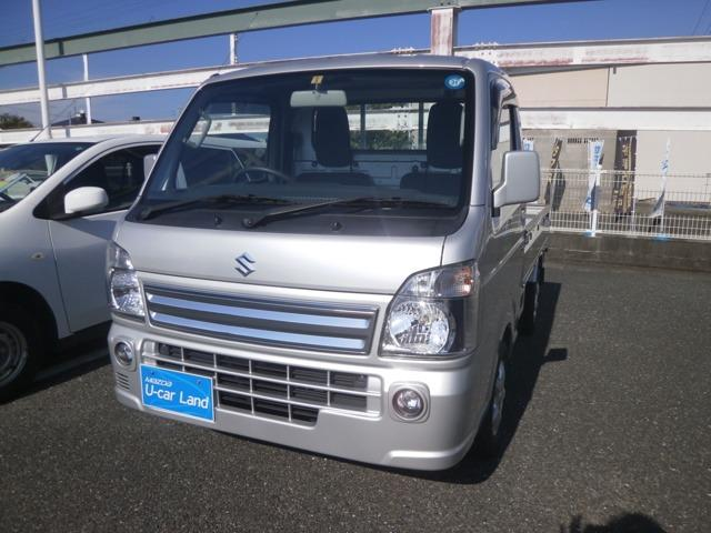 スズキ 660 KX 3方開 4WD デフロック
