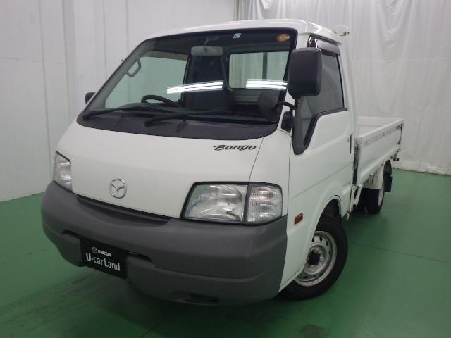 マツダ 1.8 DX ワイドロー Wタイヤ850kg積5速MT車