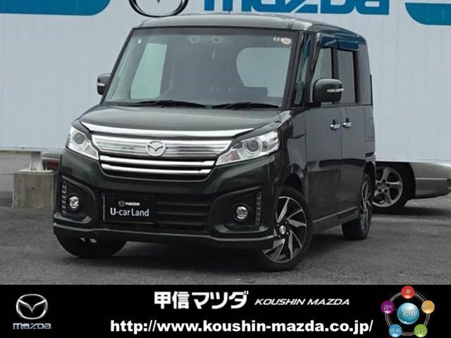 マツダ 660 カスタムスタイル XSターボ 4WD 両側電動ドア