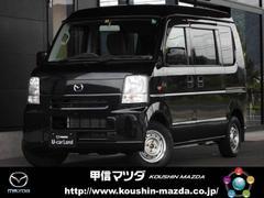 スクラム660 バスター ハイルーフ 4WD 5MT  ナビ TV