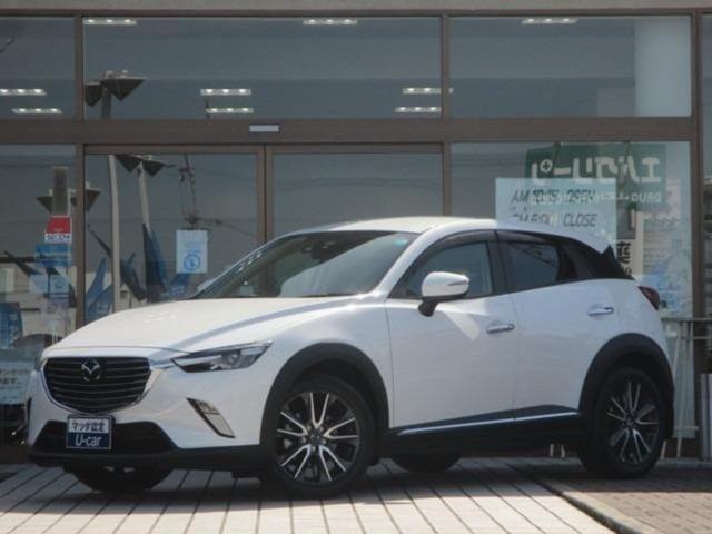 マツダ XDツーリング AWD サポカーS 認定U-carプレミアム