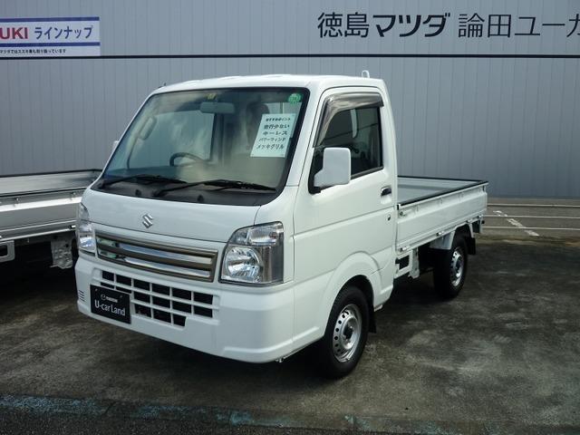 スズキ 660 KCエアコン・パワステ 3方開