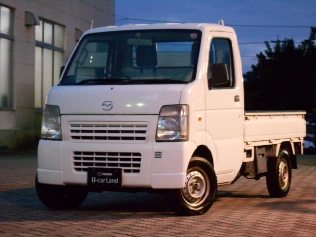 マツダ 660 KC スペシャル 3方開 4WD エアコン