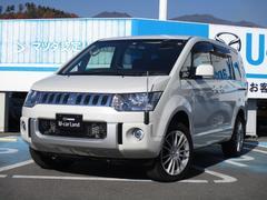 デリカD:5D パワーPKG 4WD 電動スライドドア リアシートモニタ
