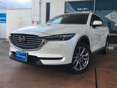 CX−8XD L−PKG 新車試乗車アップ