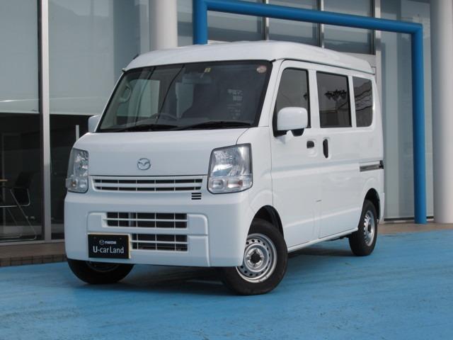 マツダ 660 PCスペシャル ハイルーフ 5AGS車 4WD バン