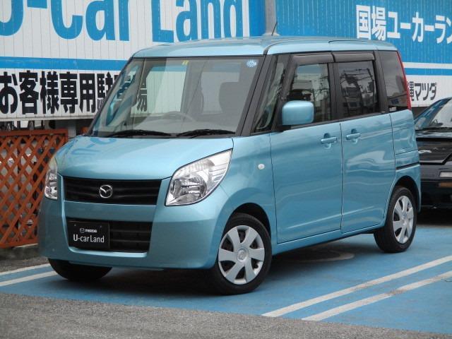 沖縄県の中古車ならフレアワゴン 660 XS