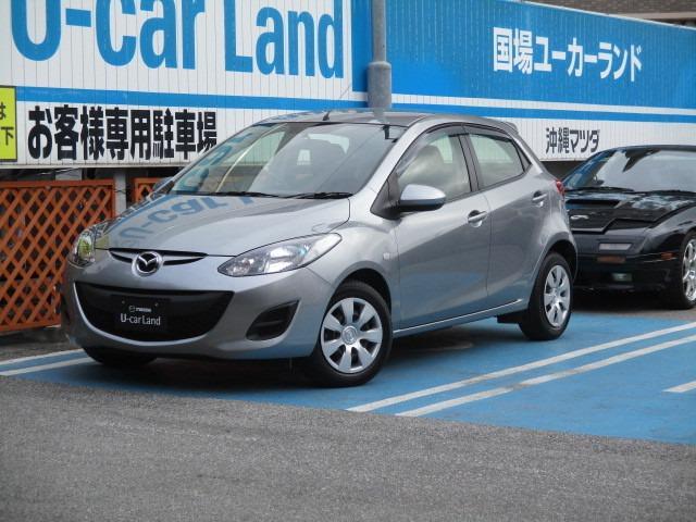 沖縄県の中古車ならデミオ 1.3 13 スカイアクティブ ナビ&ETC