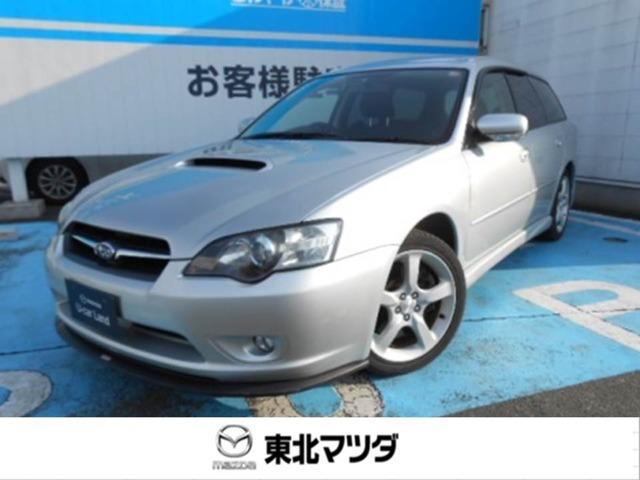 スバル 2.0 GT 4WD /AW/HID/キーレス/
