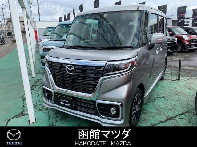 マツダ 660 カスタムスタイル ハイブリッド XS 4WD