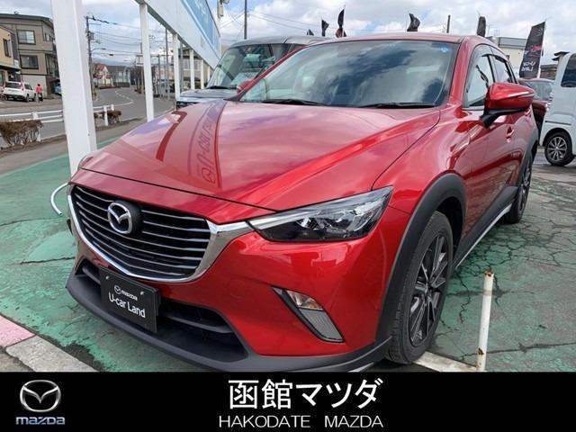 マツダ XD TRG 4WD
