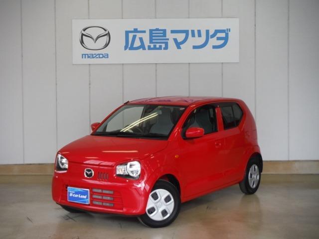 マツダ GS 4WD キーレス TVナビ シートヒーター ETC