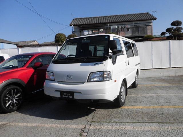 ボンゴバン(マツダ)DX 中古車画像
