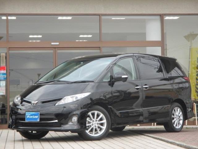 トヨタ 2.4 アエラス Gエディション 4WD フロントサイドリア