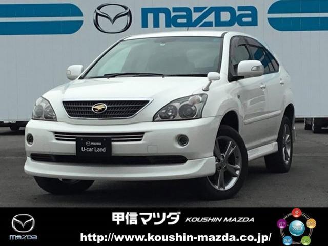 トヨタ 3.3プレミアムSパッケージ 4WD ナビ パワーリアゲ-ト