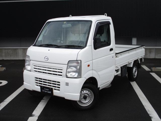 マツダ 660 KC パワステ 3方開 4WD