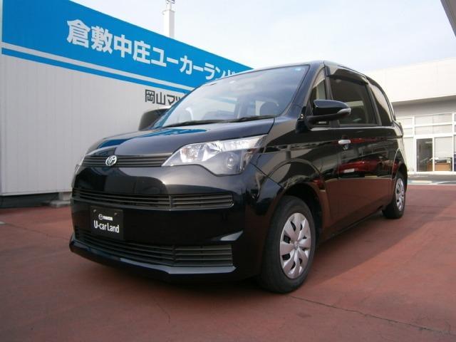トヨタ 1.3 X ワンセグナビ ETC 電動ドア 禁煙車