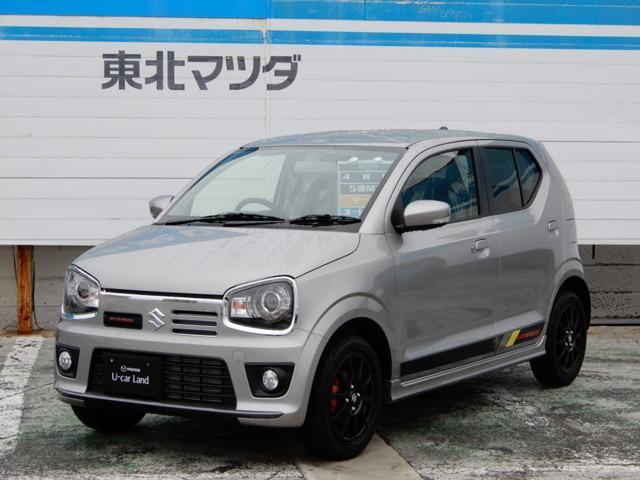 スズキ ワ-クス 4WD MT